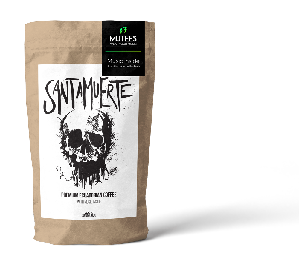 santamuerte coffee
